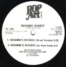 Roxanne Shante - Roxanne's Revenge